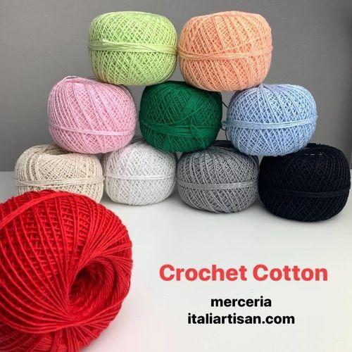Crochet Cotton